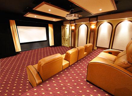 Theater Carpet Houston Professional Installation Home