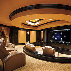 Professional Home Theater Installation
