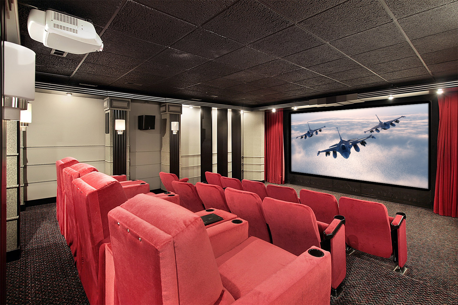 Home Theater Installation Houston | Home Cinema Installers