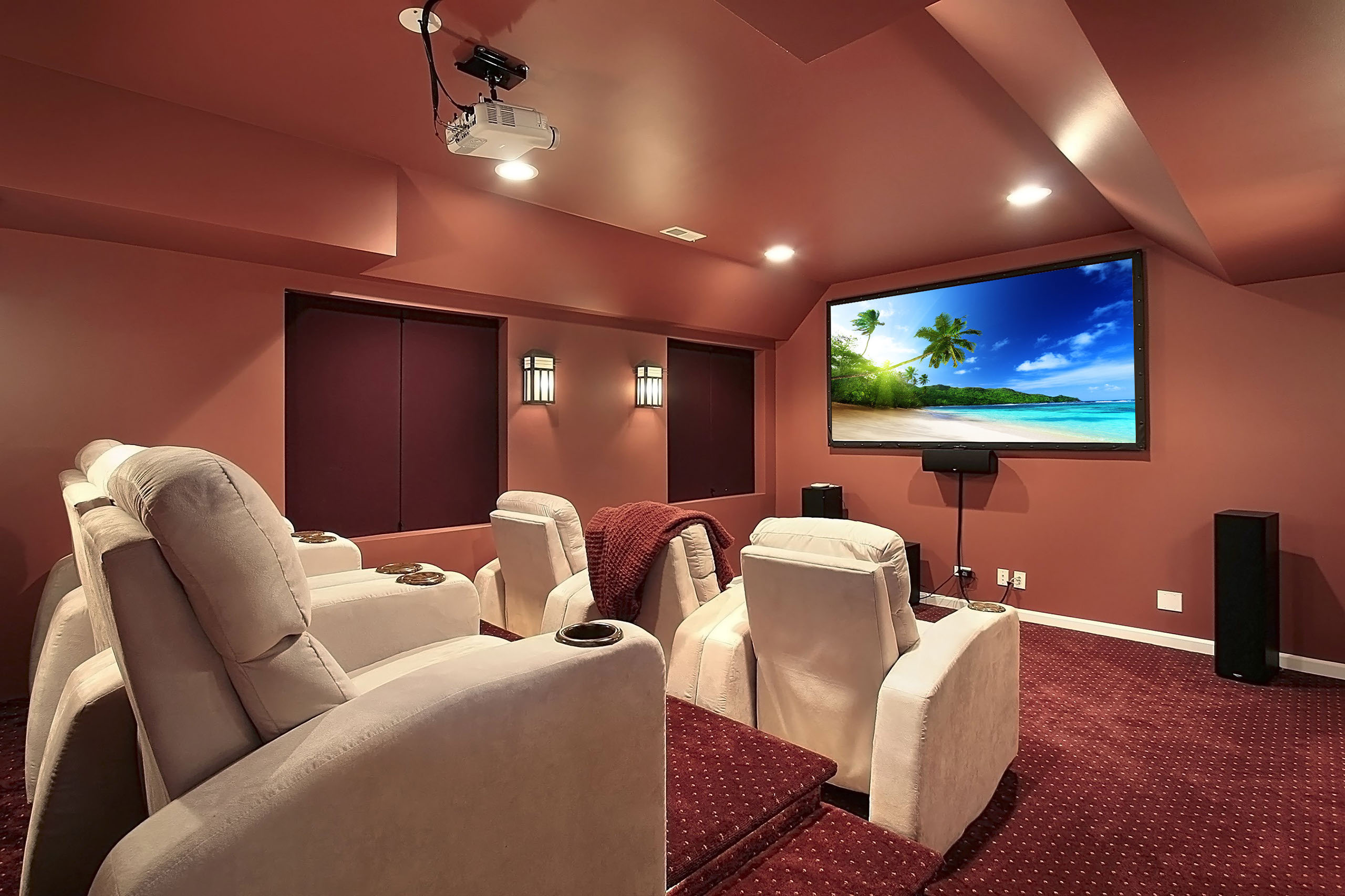 Home Theater Design Houston Extraordinary Home Theater Installation Houston  Home Cinema Installers Design Decoration