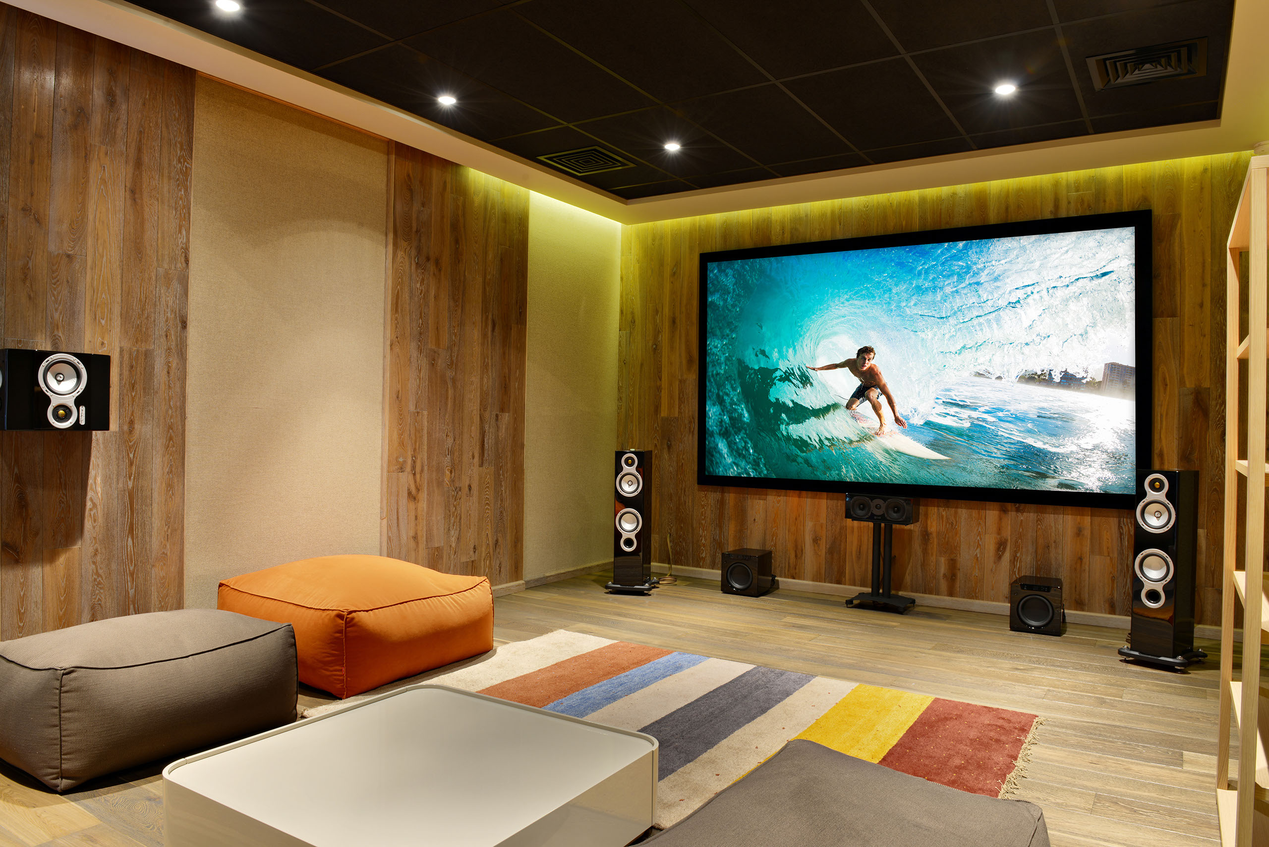 Home Theater Installation Houston Cinema Installers